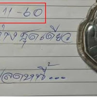 เลขเด็ดปลดหนี้ 2ตัวล่างชุดเดียว งวดนี้ 16/11/60