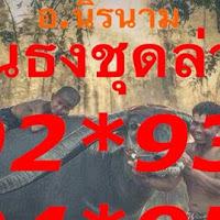 หวยเด็ด หวย อ.นิรนาม ฟันธง สองตัวล่างตรงๆ งวดวันที่ 16/10/61