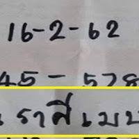 หวยเด็ด หวยทำมือ คนราษีเมษ สามตัวบนตรงๆ งวด 16/2/62