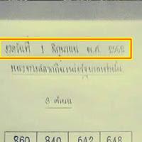 หวยเด็ด แนวทางสลากกินแบ่งรัฐบาลเท่านั้น 3 ตัวบน 2 ตัวล่าง งวด 1/6/62  งวด 1/6/62