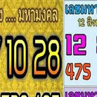 ห้ามพลาด เลขมงคล รวยเงิน งวดวันที่16/8/62