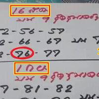 เลขเด็ดเน้น 2 ตัวบน 9ชุดขุนเดช งวดวันที่ 1/9/62